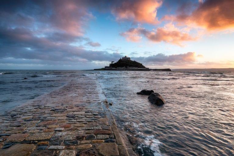 A brief history of the Cornish coast