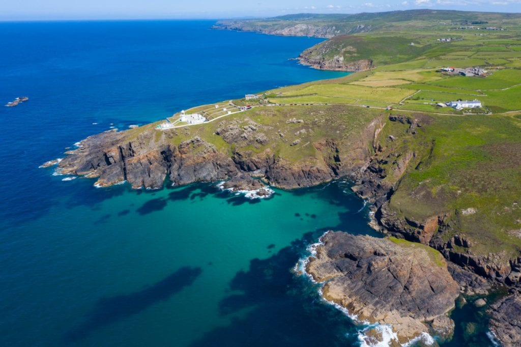 Rounding Cornwall Boat Trip Experience